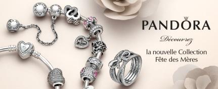 pandora fete des meres charms et bracelet